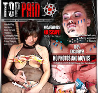 Top Pain - Masochism website