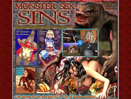 Monster Sex Sins ...