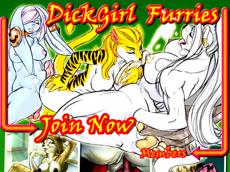 DickGirl Furries