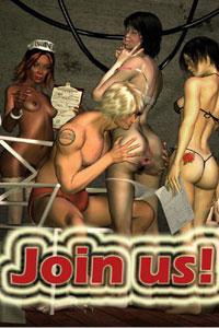 3D Porn Party